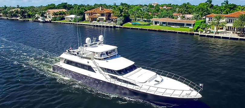To buy Cheoy Lee 92 - Cheoy Lee Yacht
