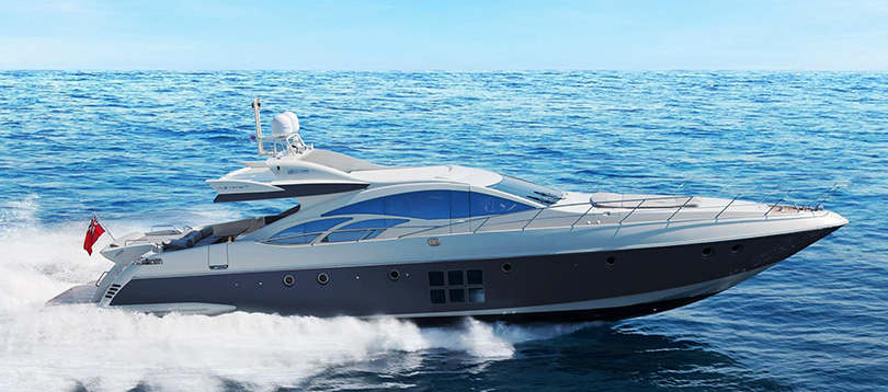 Acheter Superyacht Azimut 86S Azimut ТиссоТ Недвижимость