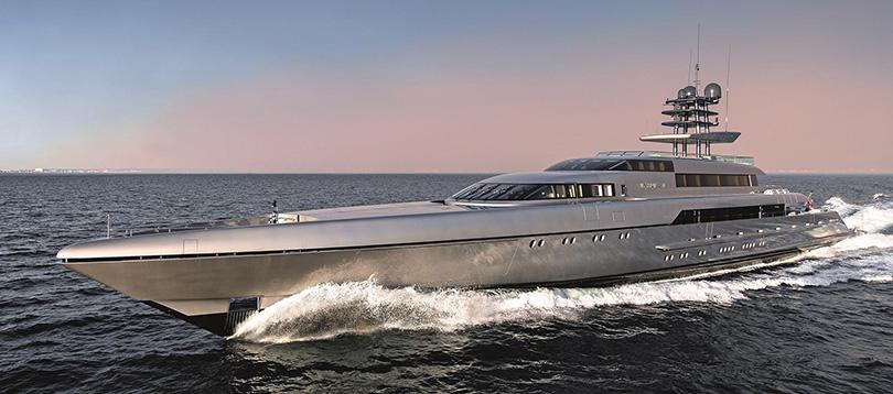 Silver Yachts - Splendide Silver Fast 2015 TissoT Yacht Switzerland