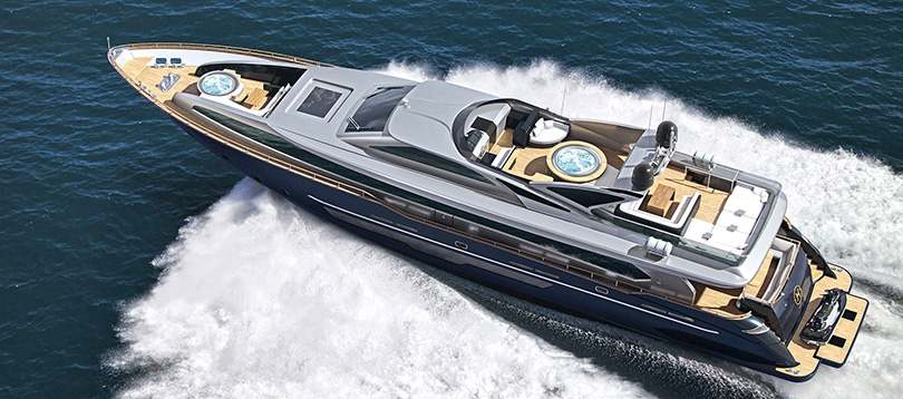 Harun - Splendide Harun 2015 TissoT Yacht Switzerland