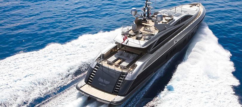 Codecasa - Splendide 41S 2009 TissoT Yacht Schweiz