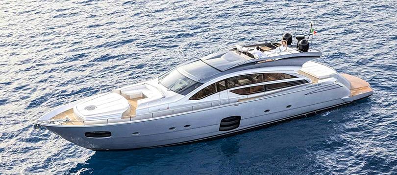Pershing - Splendide Pershing 82 VHP 2018 TissoT Yacht Schweiz