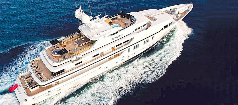 Viareggio Superyachts - Splendide Sealyon 2009 TissoT Yacht Schweiz
