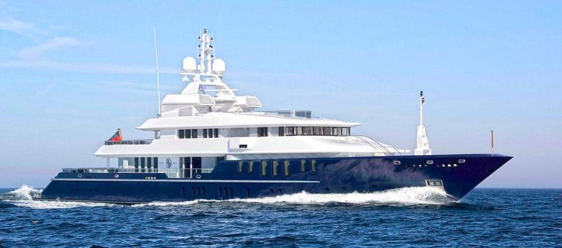 Nobiskrug - Splendide Triple Seven 2006 TissoT Yacht Switzerland