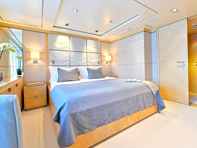 Yacht Nobiskrug Triple Seven TissoT Yachts Suisse