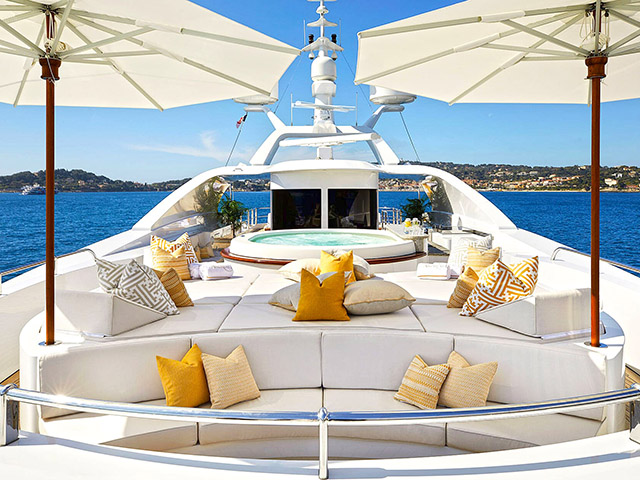 Yacht Benetti Andreas L TissoT Yachts Suisse