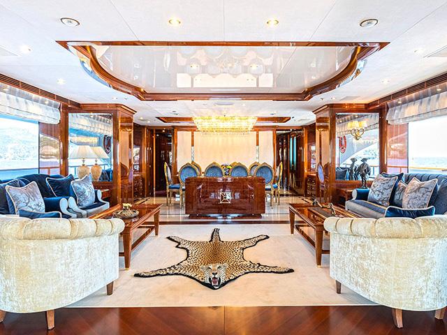 Yacht Benetti Karianna TissoT Yachts Suisse