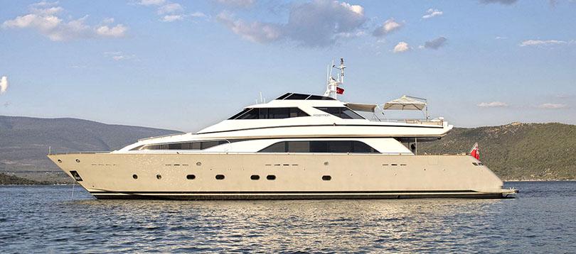 Couach - Splendide Guy 2000 TissoT Yacht Switzerland
