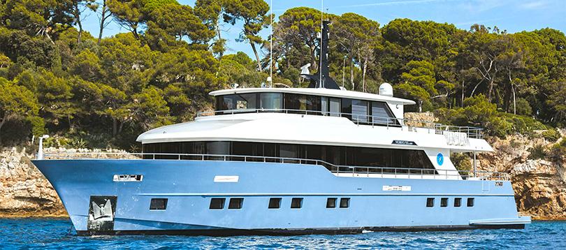 Gulf Craft - Splendide Nomad 95 SUV 2019 TissoT Yacht Switzerland