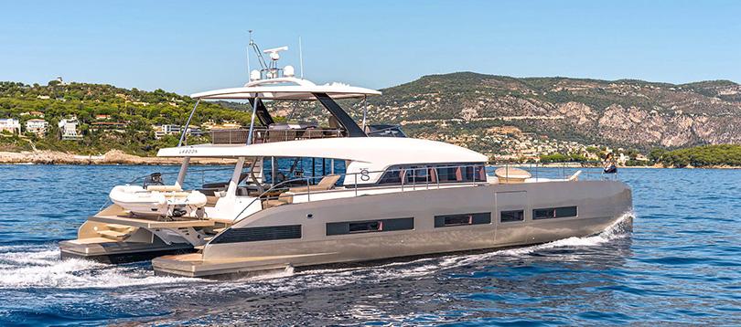 Lagoon - Splendide Seventy8 2018 TissoT Yacht Switzerland