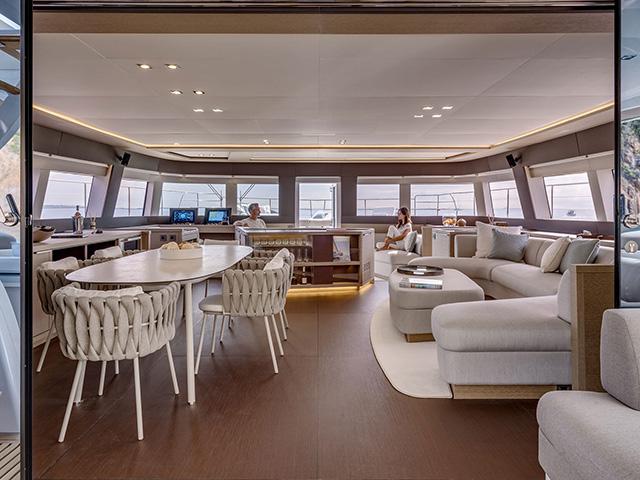 Yacht Lagoon Seventy8 Tissot Yachts International