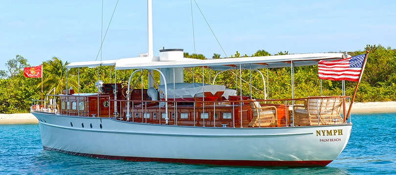 Matthews Boat Company - Splendide Custom 1913 TissoT Yacht Switzerland
