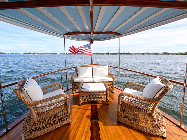 Yacht Matthews Boat Company Custom Tissot Yachts International