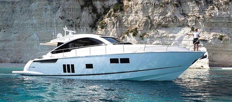 Acheter Superyacht Targa 62 GT Fairline Tissot Yachts International