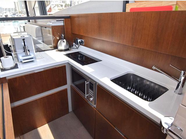 Yacht Fairline Targa 62 GT Tissot Yachts International