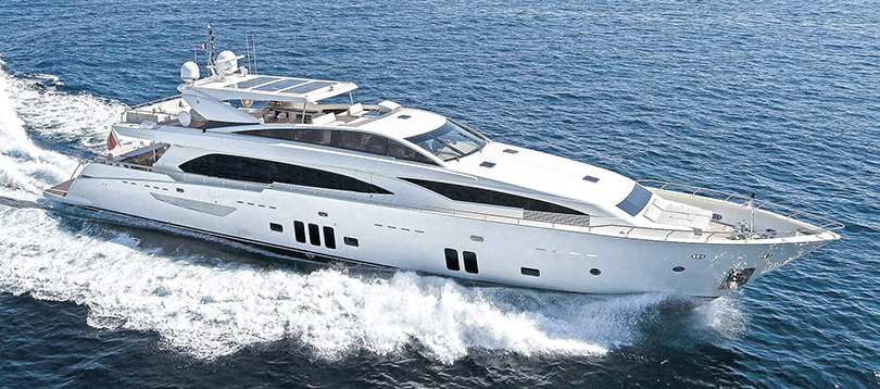 Acheter Superyacht 37M flybridge Couach TissoT Yachts Switzerland