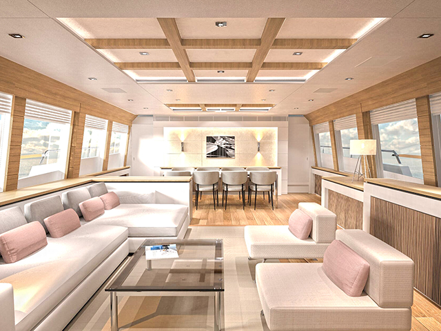 Yacht Couach 37M flybridge TissoT Yachts Switzerland