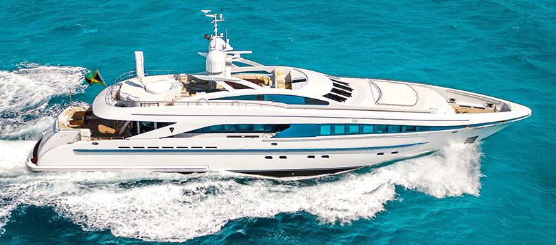 Heesen - Splendide 3700 2005 TissoT Yacht Switzerland