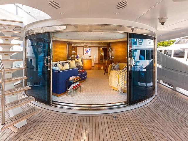 Yacht Heesen 3700 TissoT Yachts Switzerland