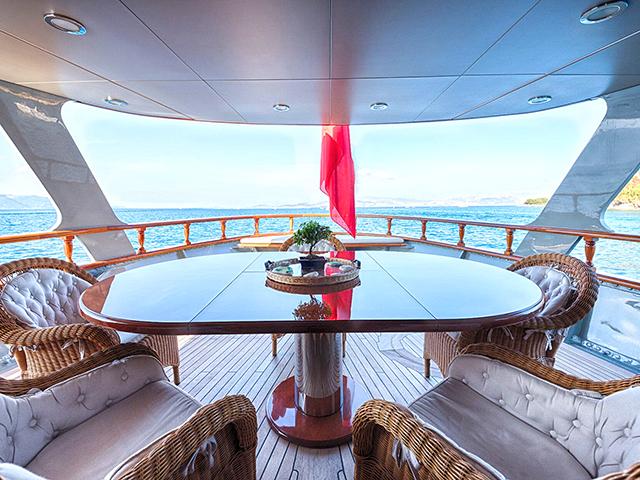 Yacht Hall Russell Walanka TissoT Yachts Switzerland