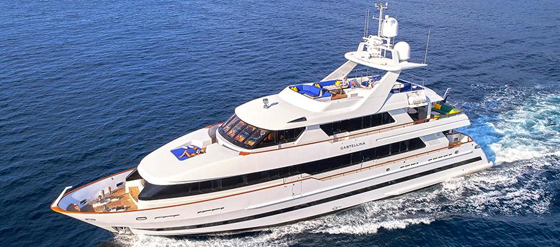 Moonen - Splendide 120 2001 TissoT Yacht Switzerland