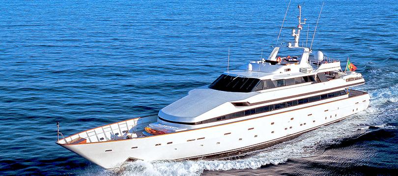 Proteksan - Splendide Costa Magna 1983 TissoT Yacht Switzerland