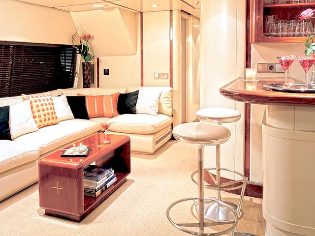 Yacht Proteksan Costa Magna TissoT Jachten Schweiz