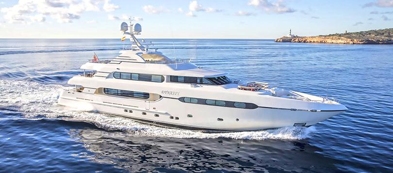 Sunrise Yachts - Splendide Dynasty 2009 TissoT Yacht Switzerland