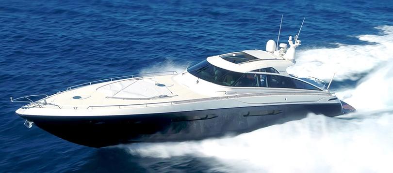 Acheter Superyacht Atlantica 78 Baia Yachts Tissot Yachts International