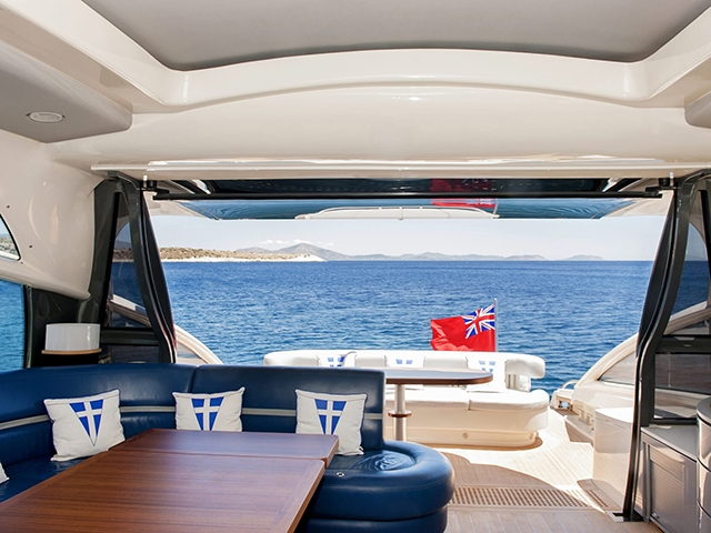 Yacht Baia Yachts Atlantica 78 Tissot Yachts International