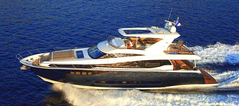 Acheter Superyacht 750 Prestige Tissot Yachts International