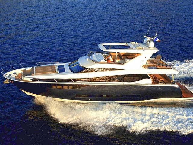 Yacht Prestige 750 Tissot Yachts International