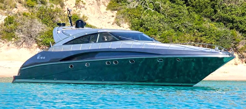 Acheter Superyacht 68 AB Yachts Tissot Yachts International