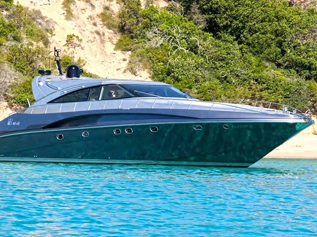Yacht AB Yachts 68 Tissot Yachts International