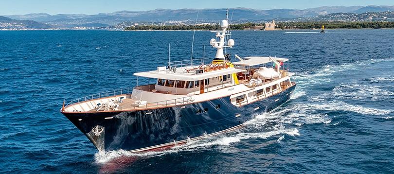 Acheter Superyacht  Clelands Shipbuilding Company TissoT Yachts Suisse
