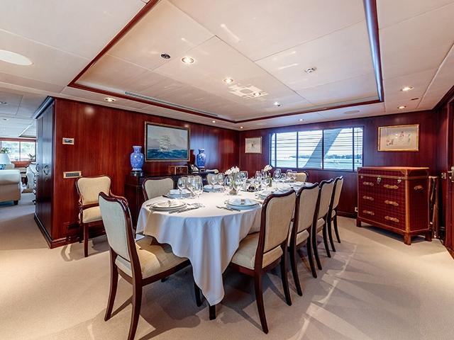 Yacht Clelands Shipbuilding Company  TissoT Yachts Suisse