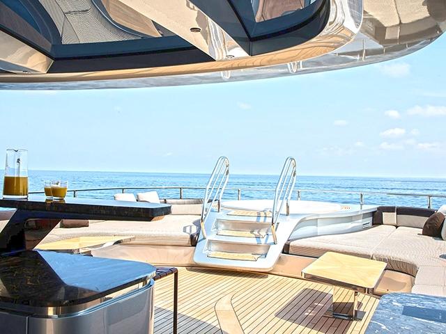 Yacht Dynamiq GTT 115 TissoT Yachts Suisse