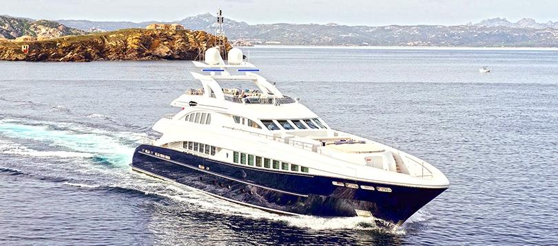 Acheter Superyacht 44m Heesen TissoT Yachts Suisse