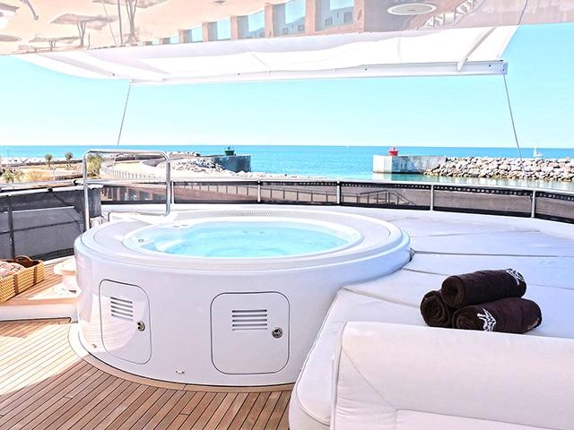 Yacht Heesen 44m TissoT Yachts Suisse