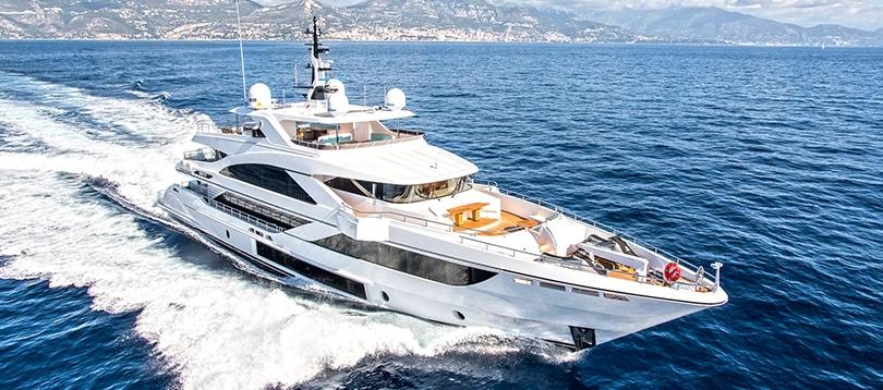 Acheter Superyacht 44m Gulf Craft TissoT Yachts Suisse