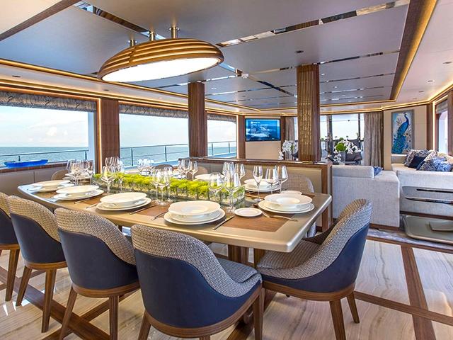 Yacht Gulf Craft 44m TissoT Yachts Suisse
