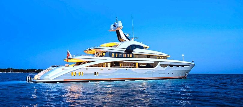 Acheter Superyacht 1400 GRT Abeking and Rasmussen TissoT Yachts Switzerland