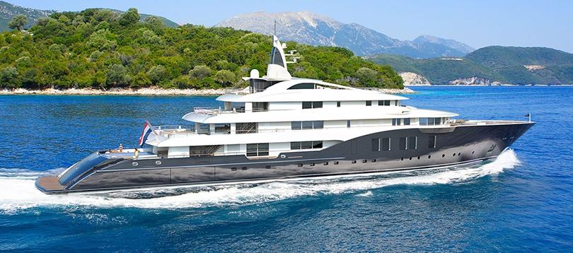 Acheter Superyacht 280 Icon TissoT Yachts Suisse