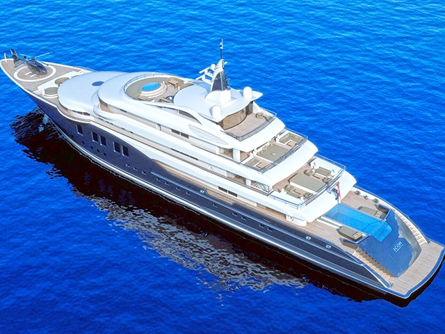 Yacht Icon 280 TissoT Yachts Suisse