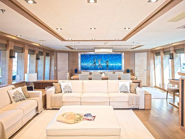 Yacht Palmer Johnson PJ 150 Sport TissoT Yachts Suisse