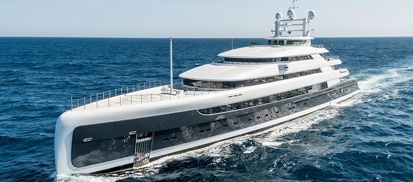Acheter Superyacht Custom Pride Mega Yachts TissoT Yachts Switzerland