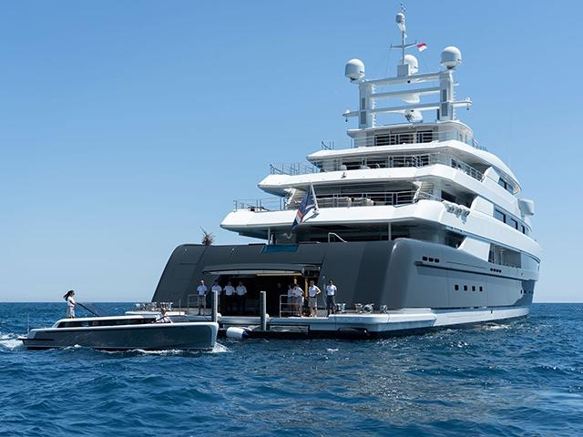 Yacht Pride Mega Yachts Custom TissoT Yachts Switzerland