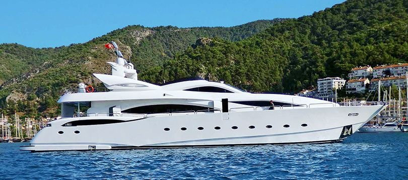 Acheter Superyacht Custom Sun Yatcilik TissoT Yachts Switzerland