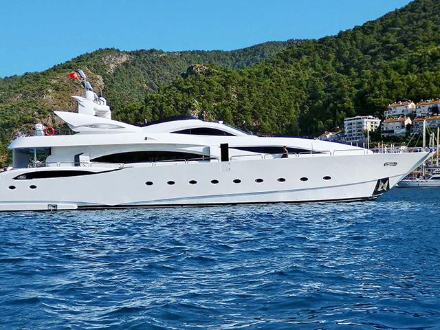 Yacht Sun Yatcilik Custom TissoT Yachts Switzerland