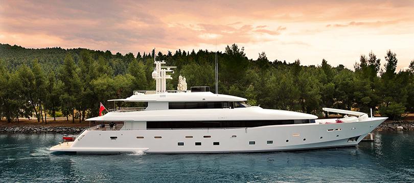 Acheter Superyacht 42 Avangard Yachts TissoT Yachts Switzerland